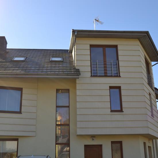 Haus Use Dom – Willkommen